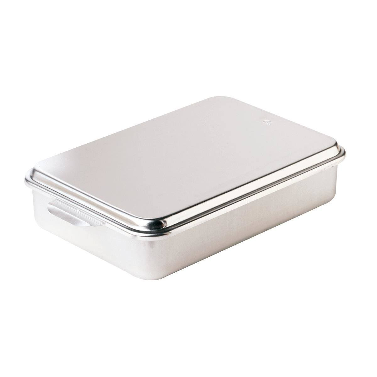 Mirro Aluminum Covered Cake Pan