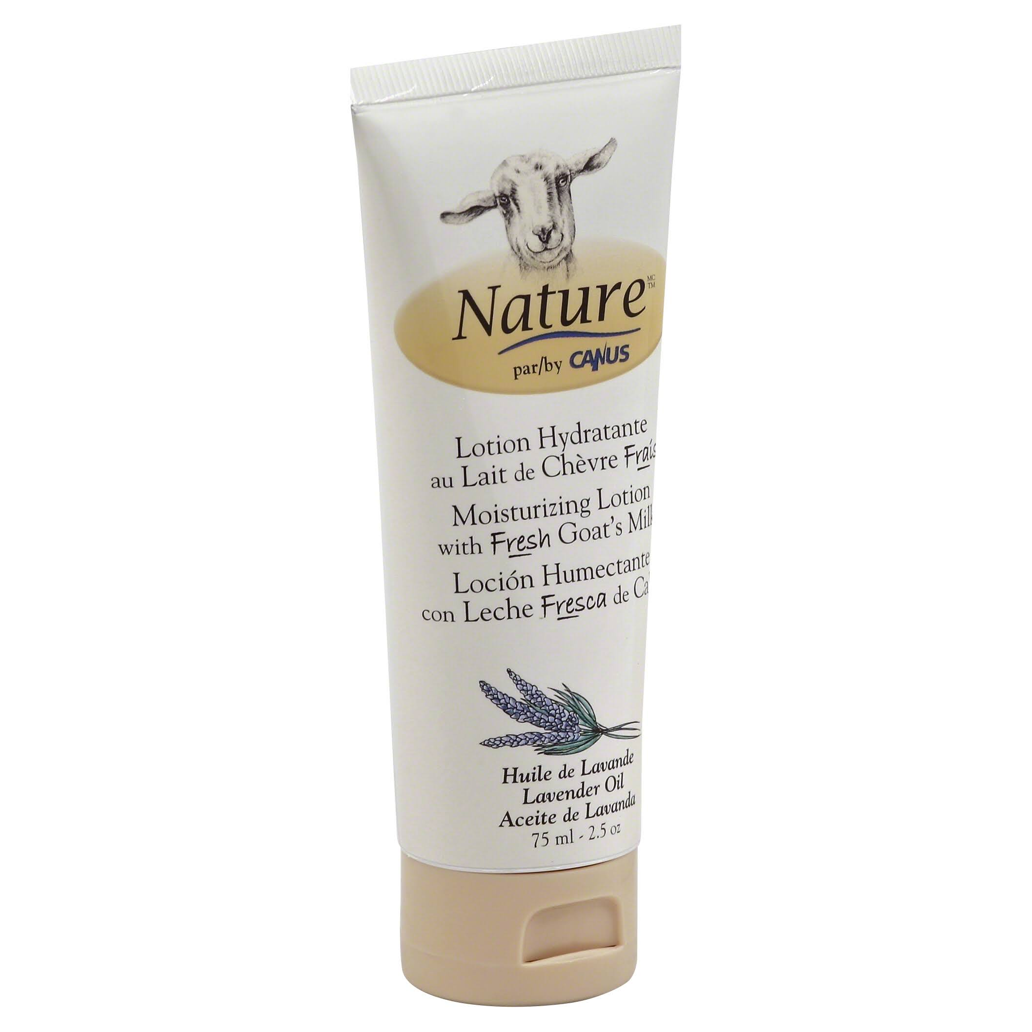 Nature by Canus Lotion Lavender Oil - 2.5oz