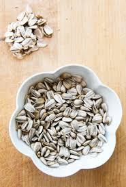 Soaking Pumpkin Seeds In Saltwater by How To Harvest And Roast In Shell Sunflower Seeds Recipe