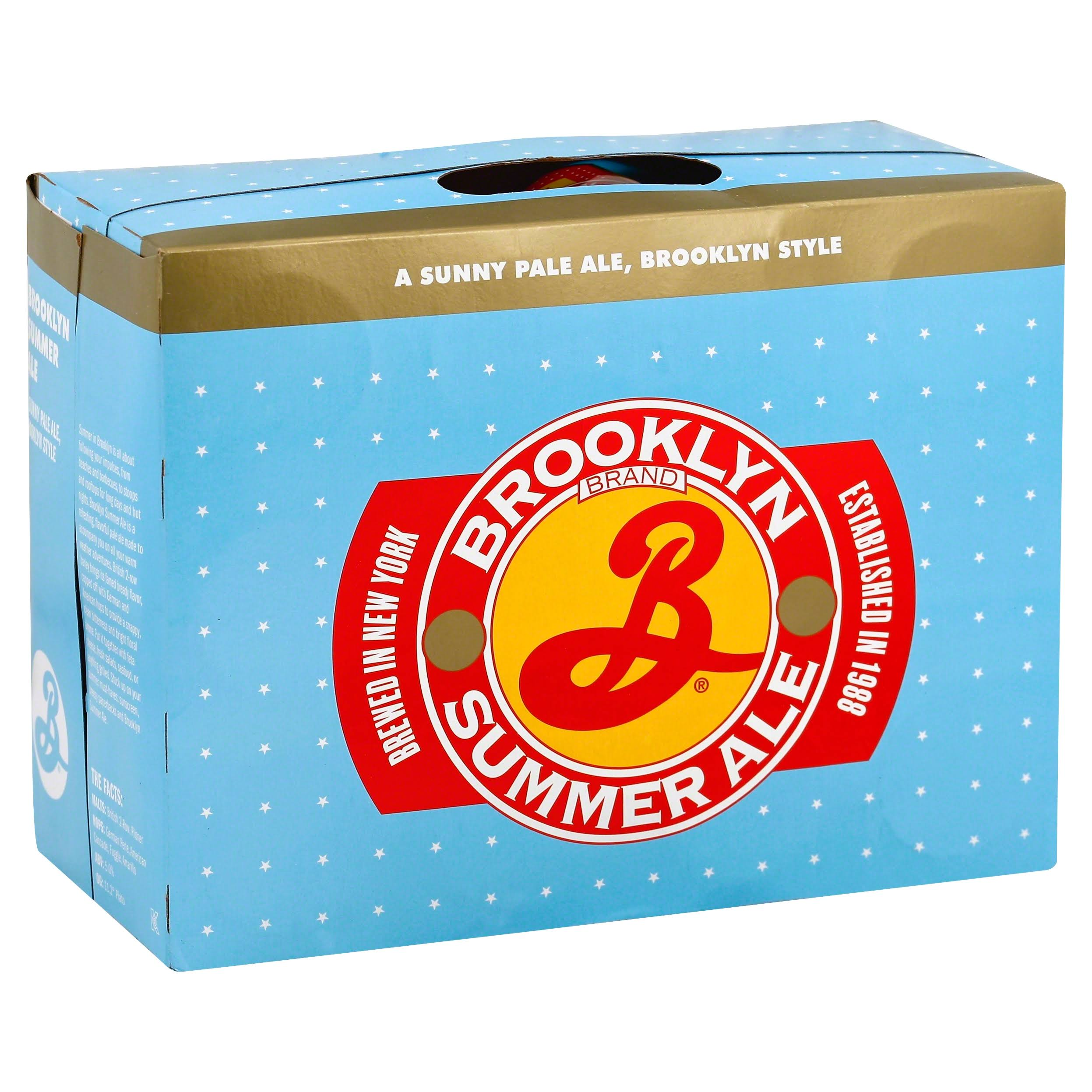 Brooklyn Brewery Ale, Summer