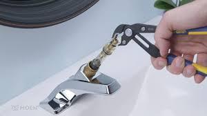 Moen Faucet Leaking From Handle by Moen 1225 One Handle Bathroom Faucet Cartridge Replacement 8 5 X