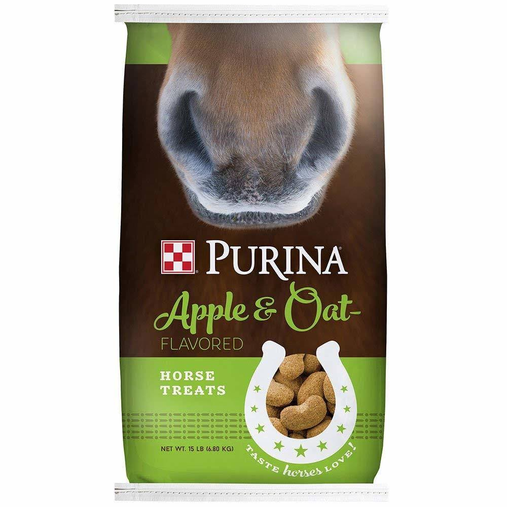 Purina Dobbin's Delights Horse Treats - Apple & Oat