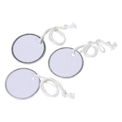 Hy-Ko KB146-200 Paper ID Tag with String 1-9/16""