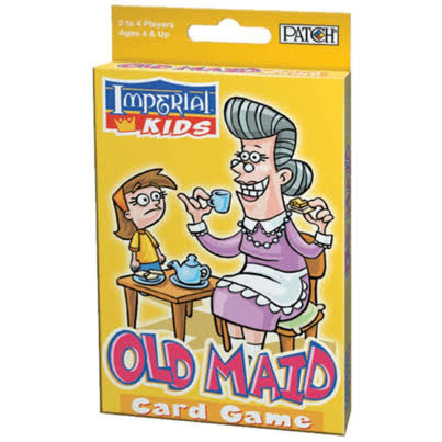 Patch Products Old Maid Card Game