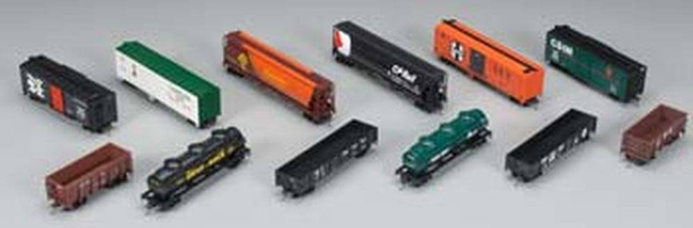 Bachmann 76902 Freight Car Assortment (36) HO