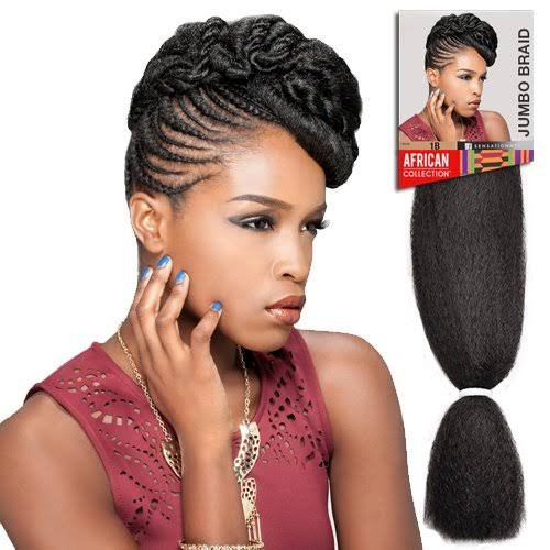 Sensationnel African Collection Jumbo Braid