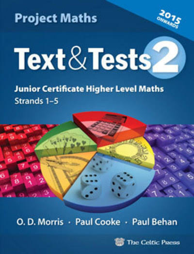 Text & Tests 2 - Project Maths - Higher Level