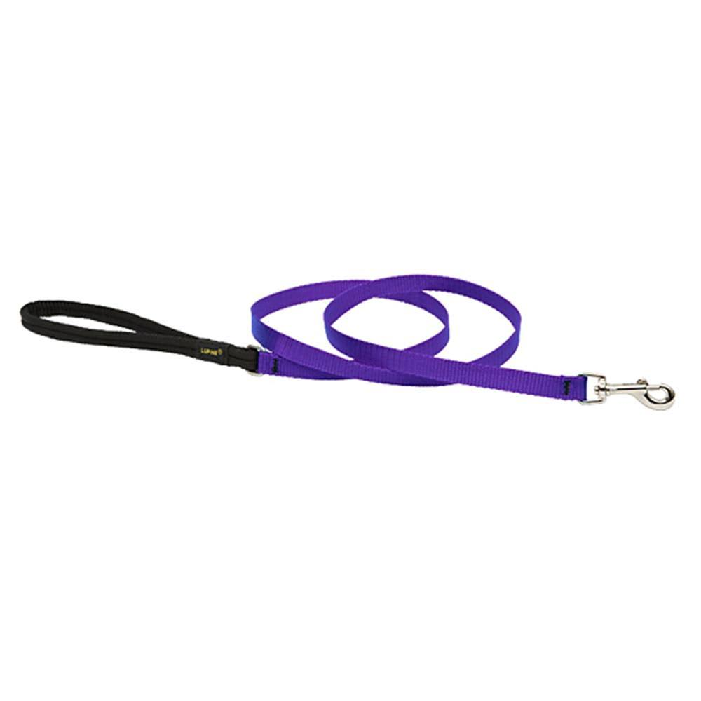 Lupine Lead - 1/2 in x 6 ft, Purple