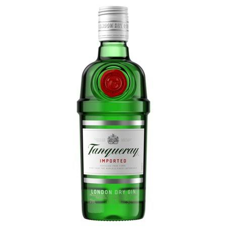 Tanqueray London Dry Gin - 375ml