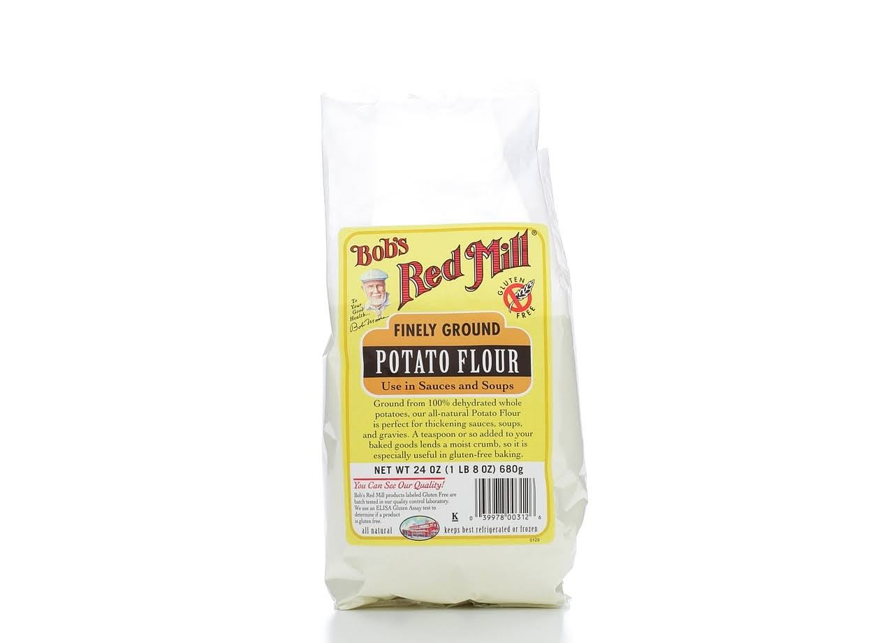 Bob's Red Mill Finely Ground Potato Flour - 680g