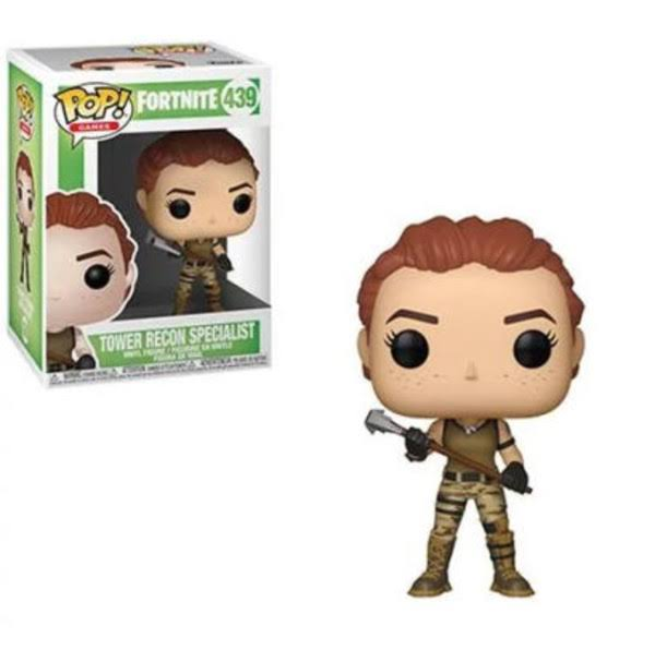 Pop! Games: Fortnite-tower Recon Specialist (Funko)