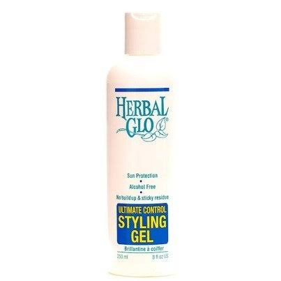 Herbal Glo Ultimate Control Styling Gel