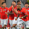 Chile beat Colombia in shootout to reach Copa semis