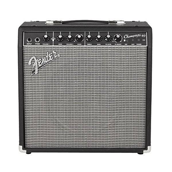 Fender Champion 40 Guitar Combo Amplifier - 40W