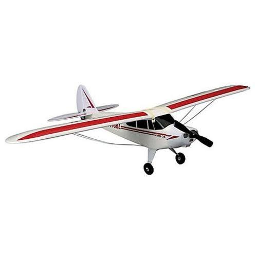 Hobbyzone Super Cub S Airplane - with Safe Technology RTF