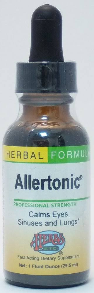Allertonic Herbs Liquid - 29.5ml