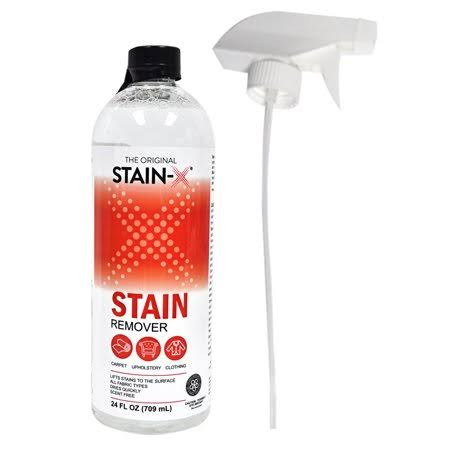 Stain X Stain Remover Spray - 24oz