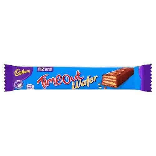 Cadbury Timeout Chocolate Bar - 21.2g