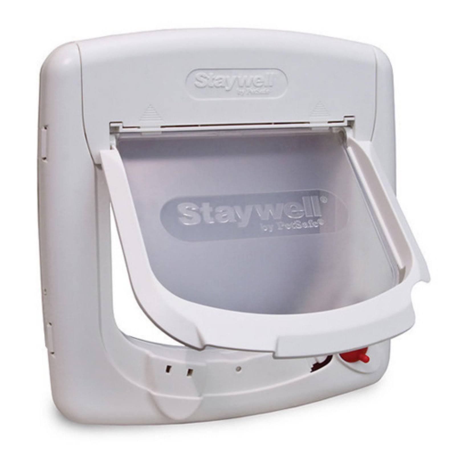 PetSafe 4-Way Locking Cat Flap - Clear