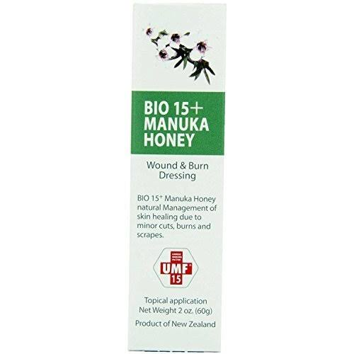 Pacific Resources Manuka Honey Wound and Burn Dressing - 2oz, Umf 15 Plus