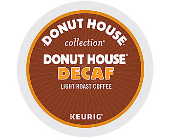Donut House Collection Donut House Decaf - 24ct