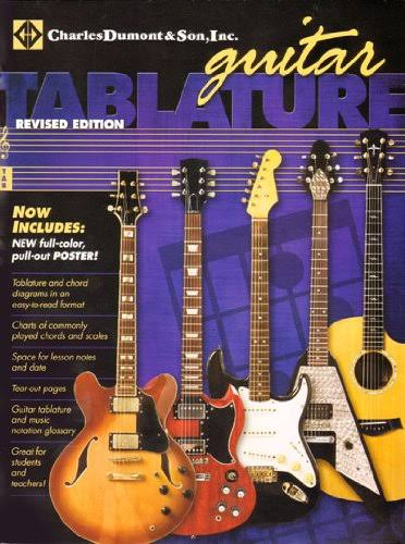Charles Dumont & Son, Inc. Guitar Tablature Book