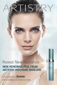 artistry amway cosmeticos
