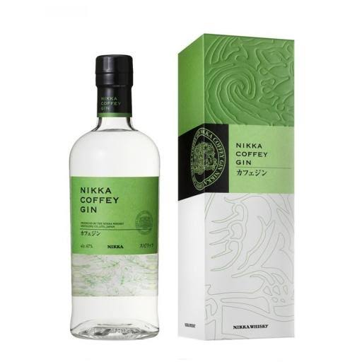 Nikka Coffey Gin Whisky - 700ml