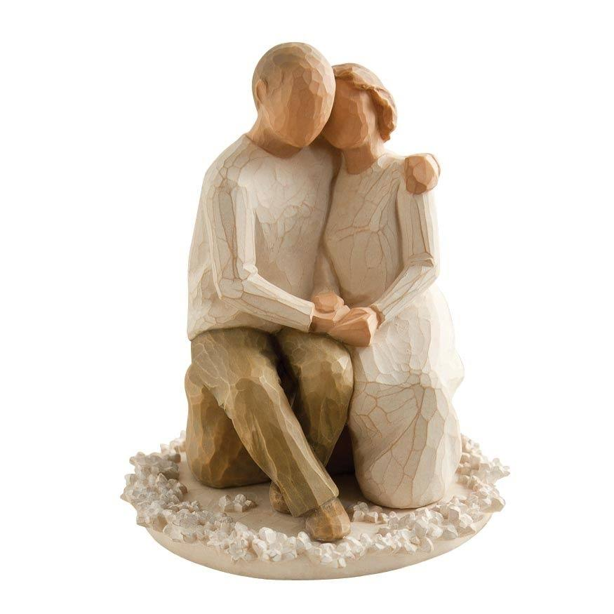 Enesco Willow Tree Cake Topper - Anniversary