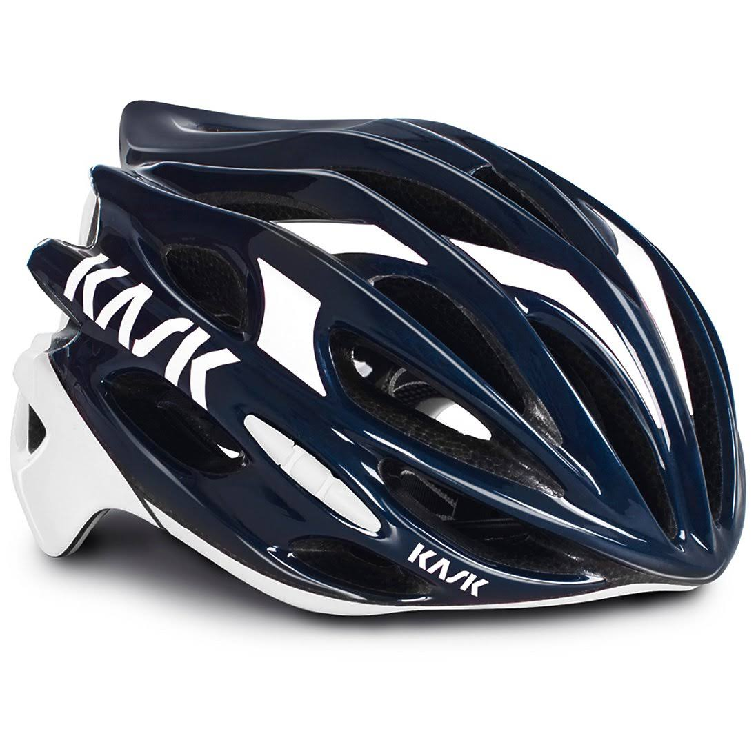Kask Mojito Helmet - Navy Blue / White - Medium