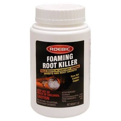 Roebic Foaming Root Killer