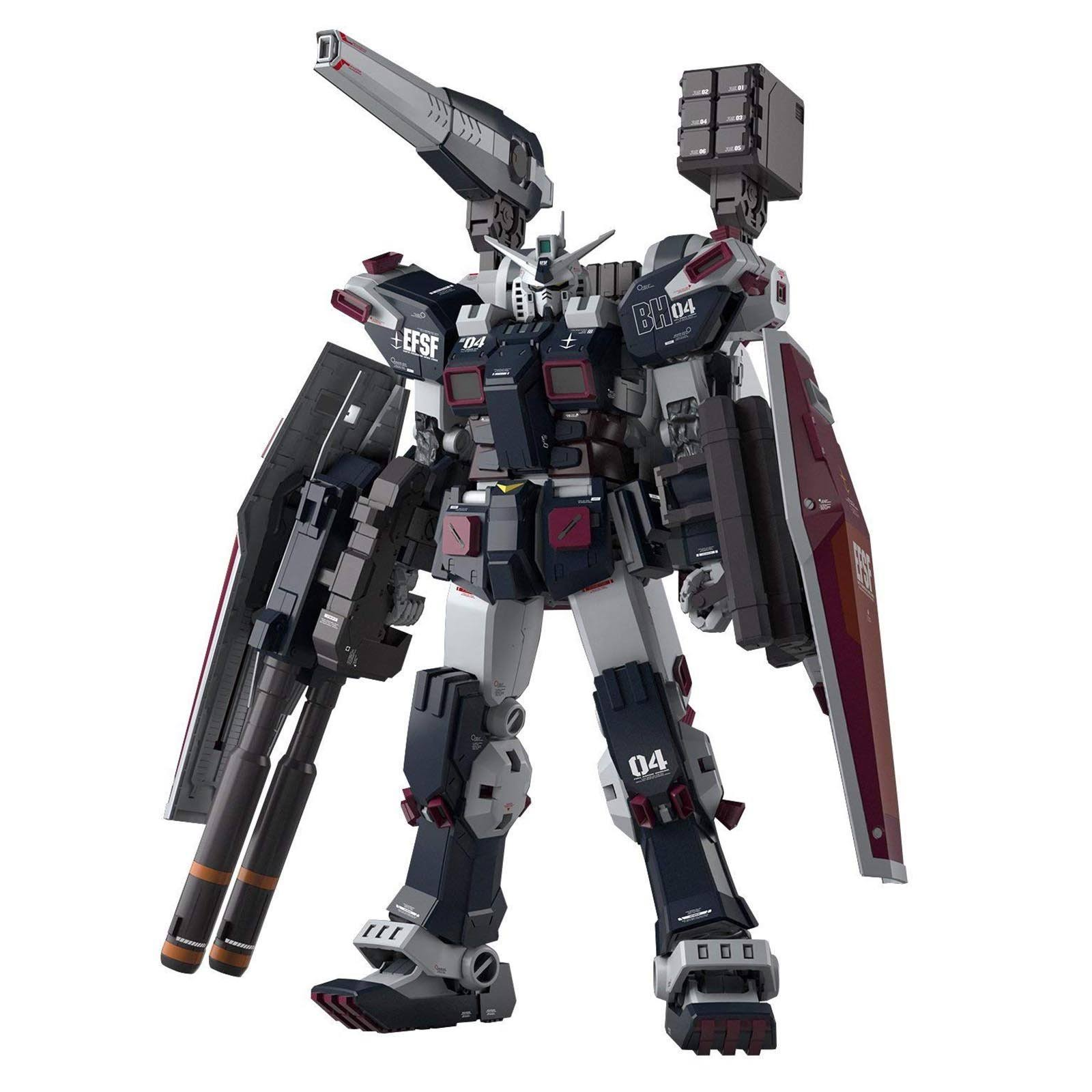 Bandai Hobby MG Full Armor Gundam Thunderbolt Ver. KA Building Kit - 1:100 Scale