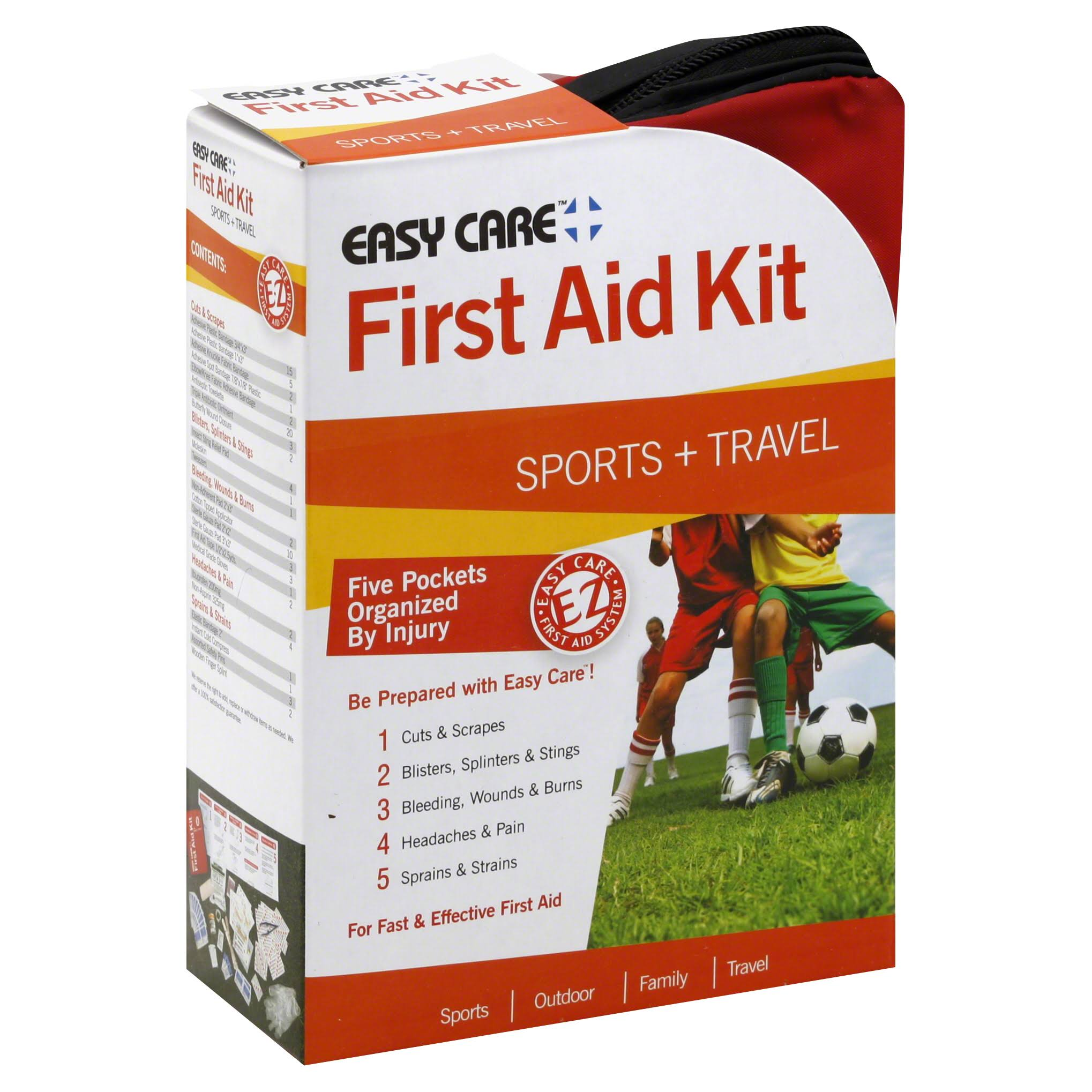 Easy Care First Aid Kit - Sports Plus Travel