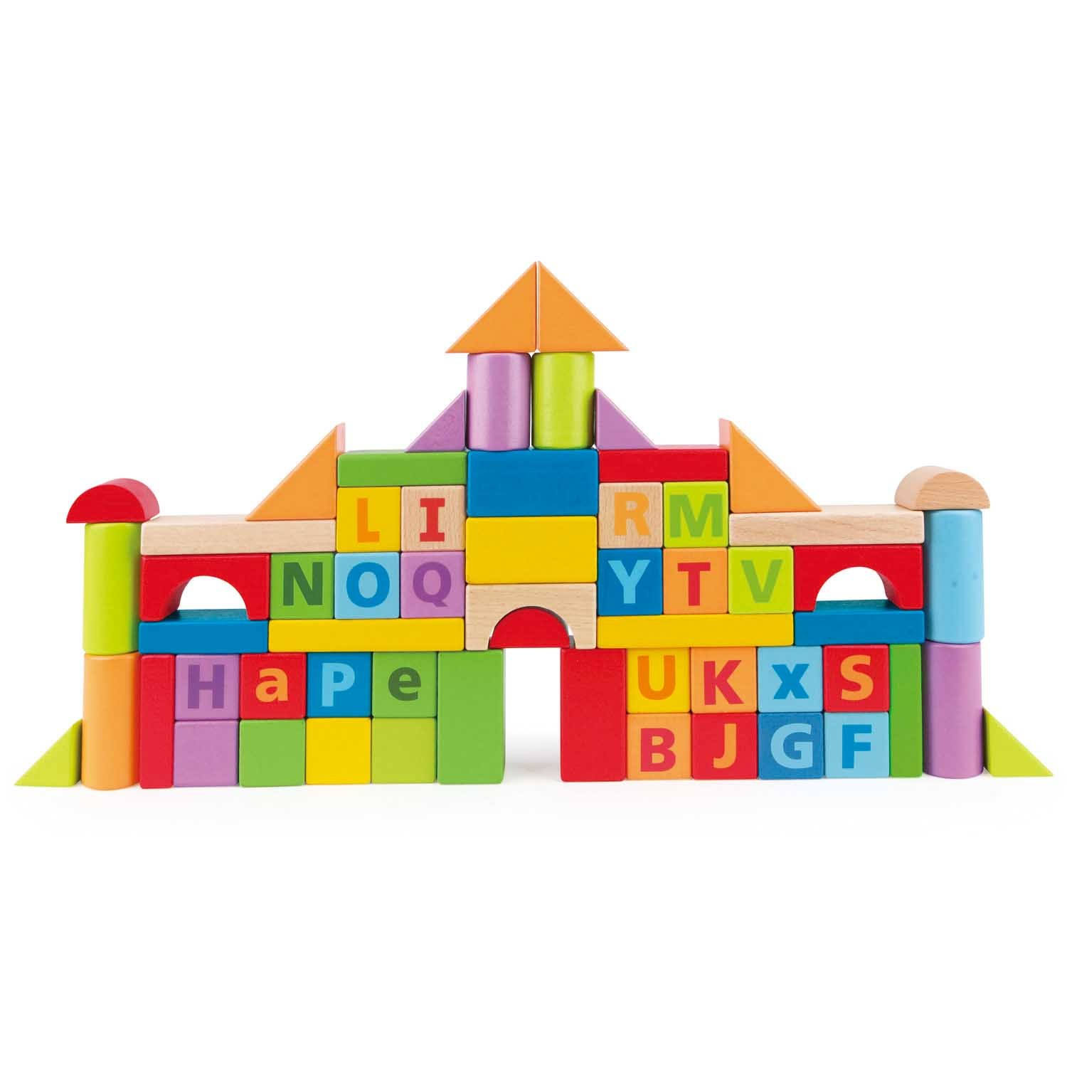 Hape 8389 Count N Build 60