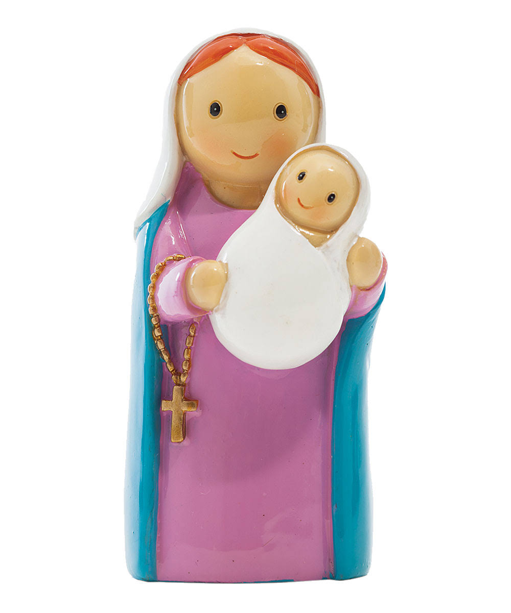 Little Drops of Water - Madonna & Child Figurine