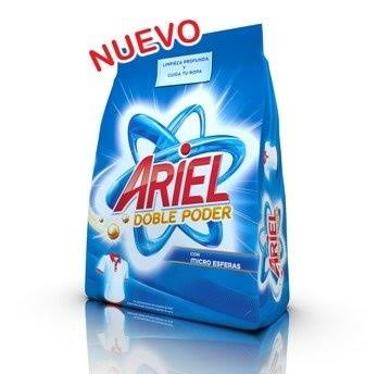Ariel Double Power Detergent - 250g