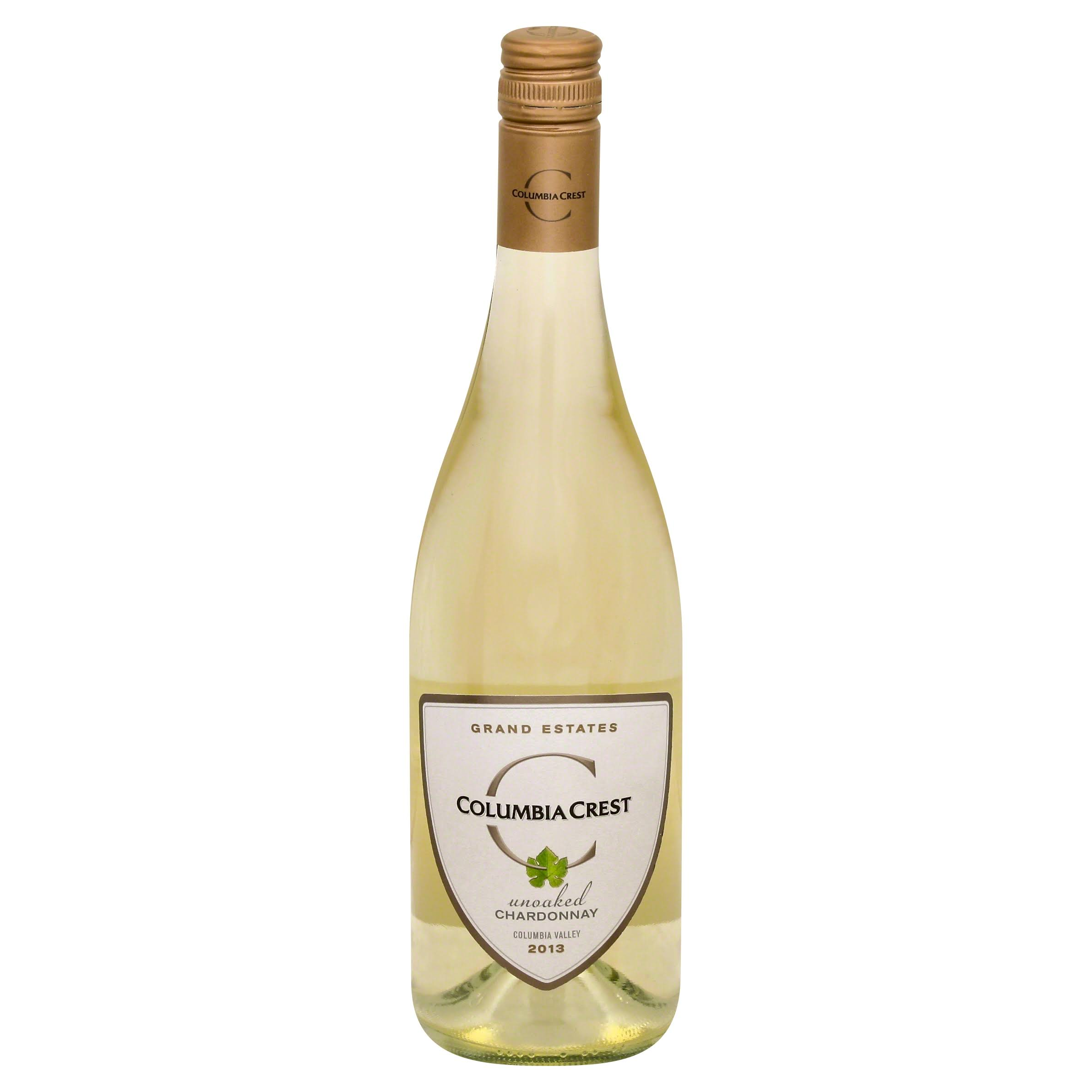 Columbia Crest Chardonnay, Columbia Valley (Vintage Varies) - 750 ml bottle