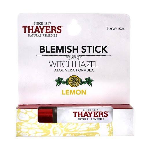 Thayers Lemon Blemish Stick