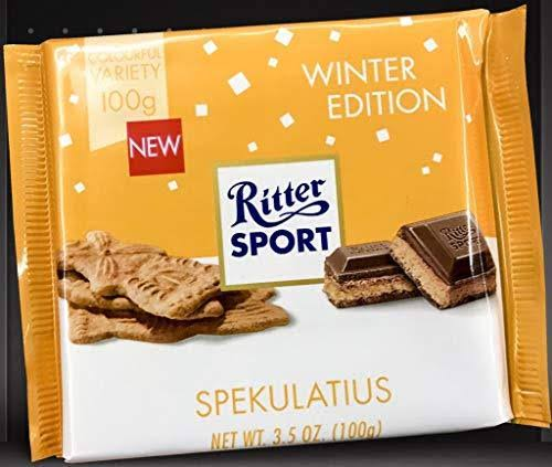 Ritter Sport Spekulatius, Winter Edition - 3.5 oz