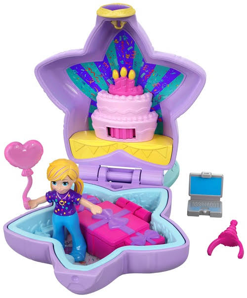 Polly Pocket Tiny Pocket Places Toy