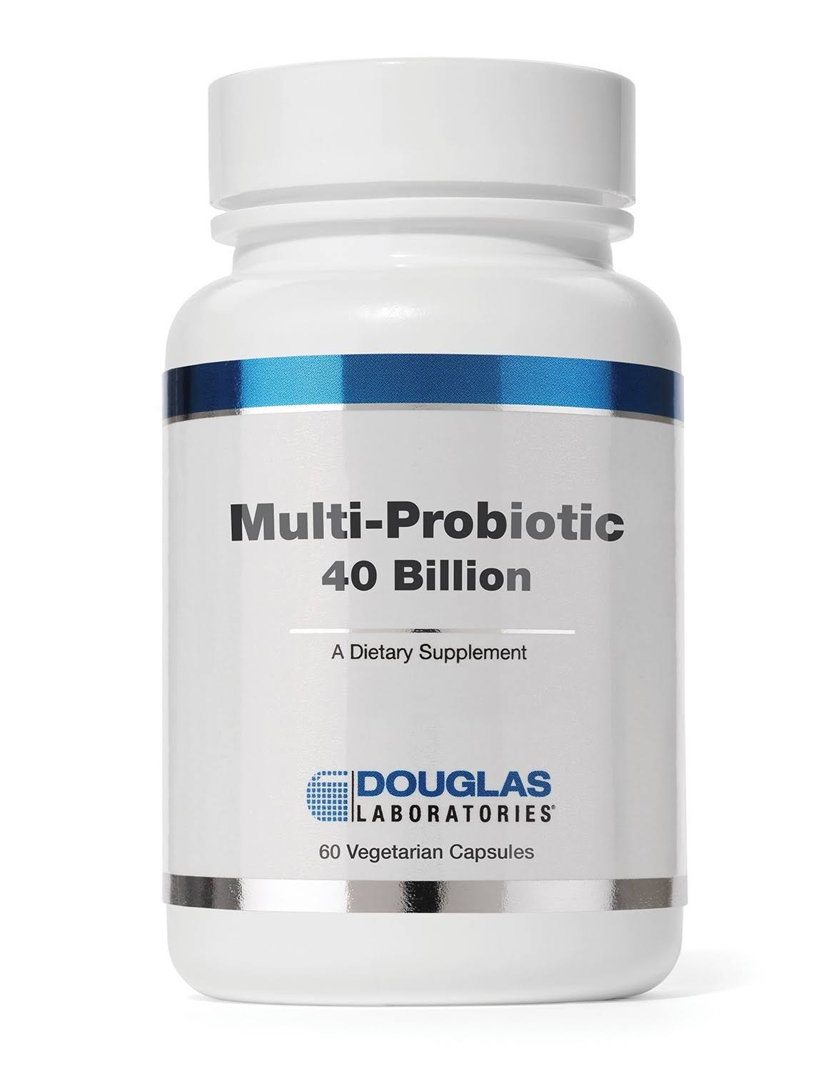 Douglas Laboratories Multi-Probiotic Supplement - 60 Capsules
