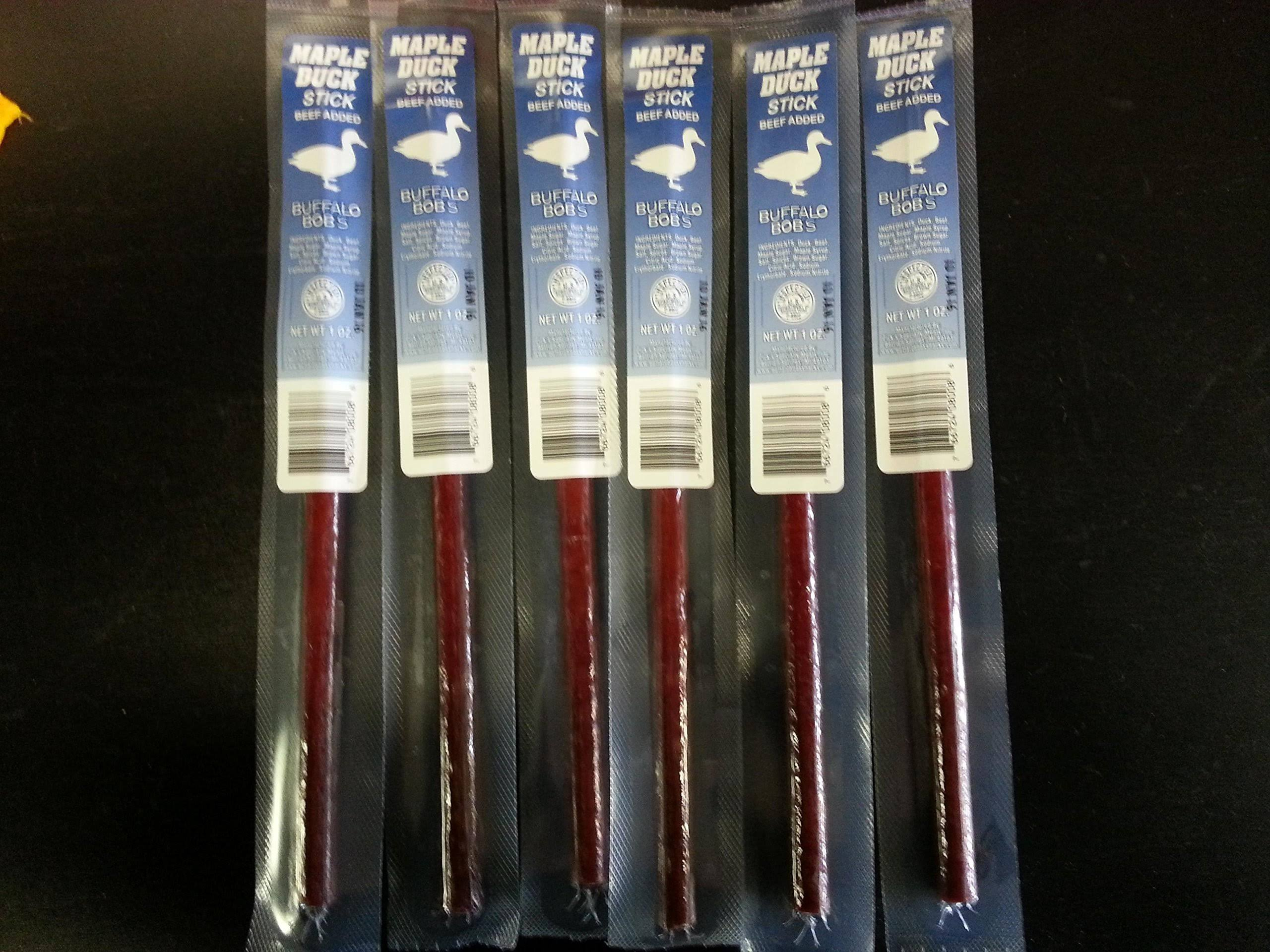 Buffalo Bobs Maple Duck Stick - 6pk