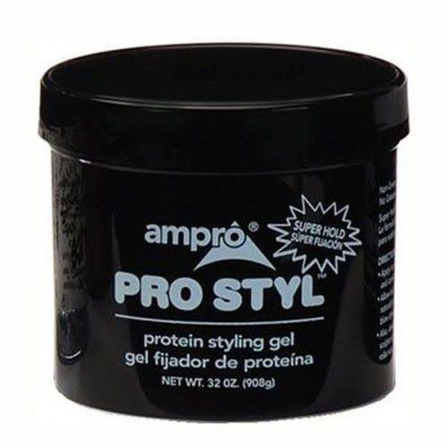 Ampro Pro Styl Protein Styling Gel - Super Hold, 908g