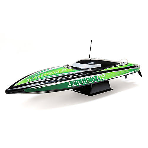 Pro Boat Sonicwake Rtr Deep V Brushless Boat - 36""