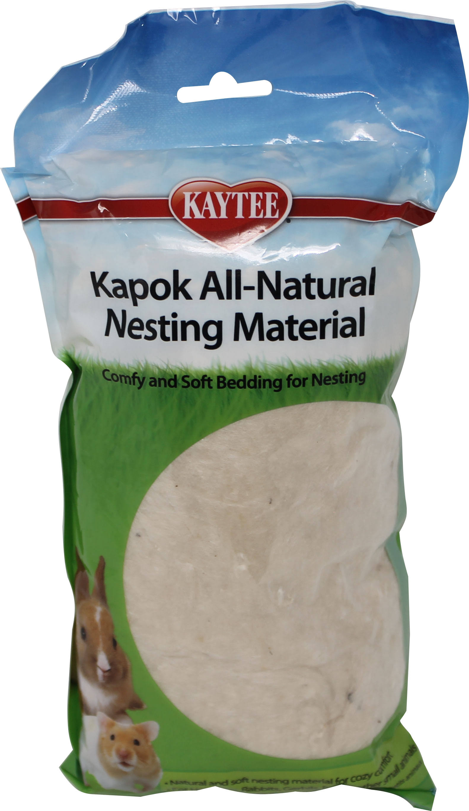 Super Pet Kapok All Natural Nesting Material - 1oz