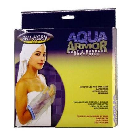 Bell-Horn Aqua Armor Cast & Bandage Protector - Short Arm, 22in