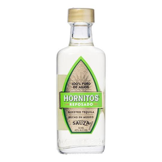 Hornitos Reposado Tequila (50 ml)