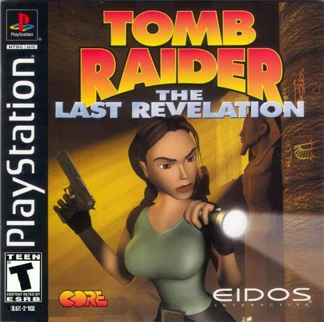 Tomb Raider: The Last Revelation - Sony PlayStation 1