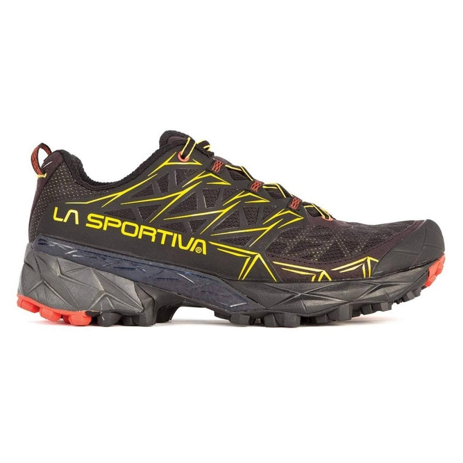 La Sportiva Men's Akyra Trail-Running Shoes - Black, EU44