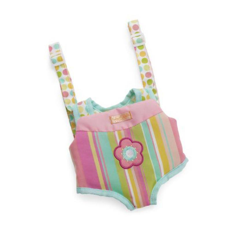 Manhattan Toy 149240 Baby Stella Snuggle Up Front Carrier